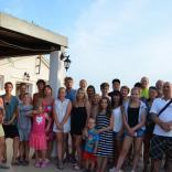 Letní dovolená s AEROFITEM r. 2015